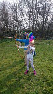 Lake District Archery and Head-dress Making