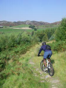 Lake District Mountain Biking and Trail Cycling