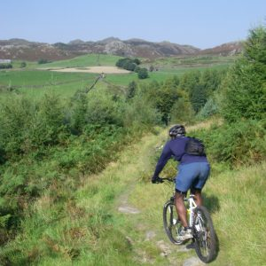 Lake District Mountain Biking and Trail Cycling