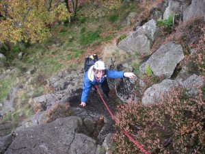 Lake District Climbing