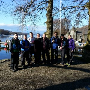 Team Building in the Lake District