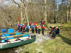 Activities for Corporate Groups on Coniston Water