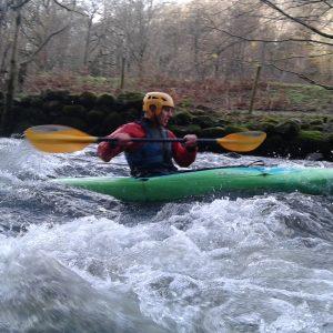 River Kayaking Lake District