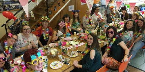 Hen House Party with Afternoon Tea