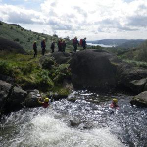 Adventure day hidden waterfalls