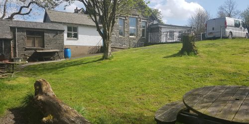 Lowick School Bunkhouse