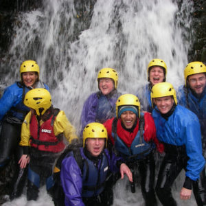 Lake District Activities - Gorge Walking