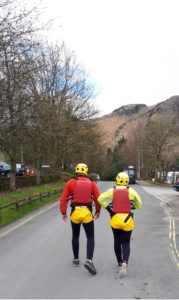 Gorge Walking in Coniston