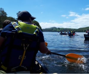 Inclusive & Accessbile Canoeing in the Lake District