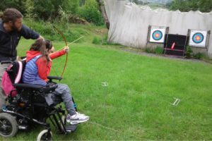Inclusive & Accessible Archery in the Lake District