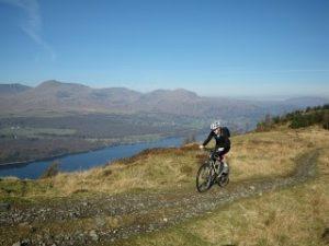 Mountain Biking in th Lake District
