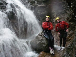 Gorge Walking in the Lake District