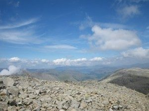 Scafell Pike Guided Walking in the Lake District